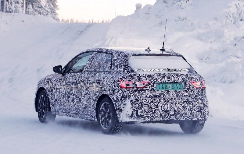 2018 - [Audi] A1 Sportback II - Page 4 5a8f4e10
