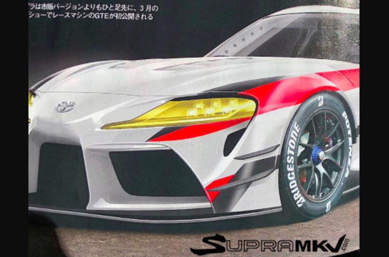 2018 - [Toyota] Racing concept 5ac6f510
