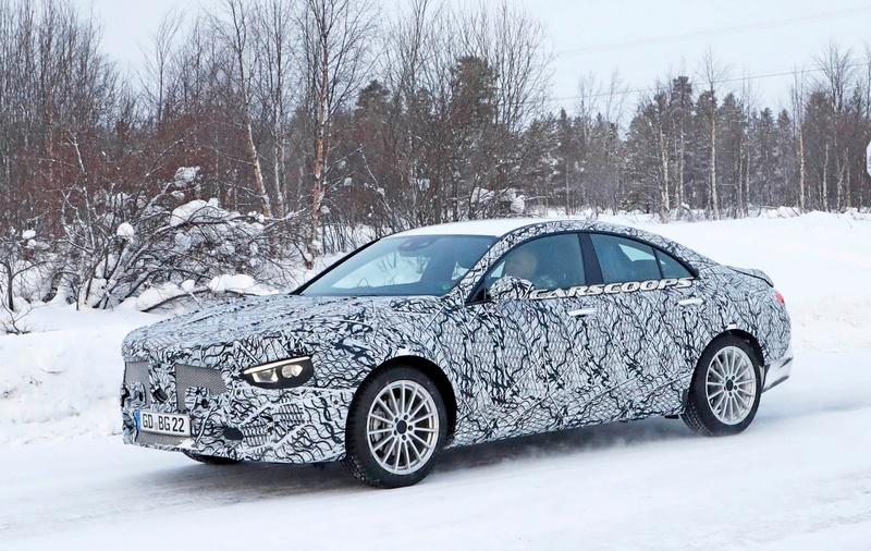 2019 - [Mercedes-Benz] CLA II 5aed1c10