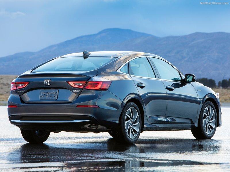 2018 - [Honda] Insight III 5c11a210