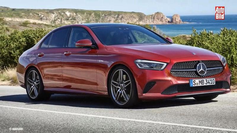 2020 - [Mercedes-Benz] Classe E restylée  5c5f6810