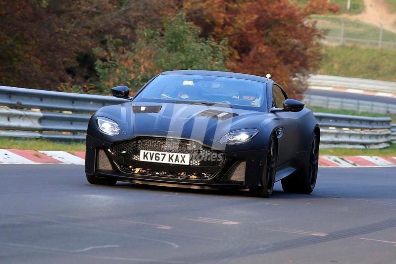 2019 - [Aston Martin] DBS Superleggera 5cdfc710