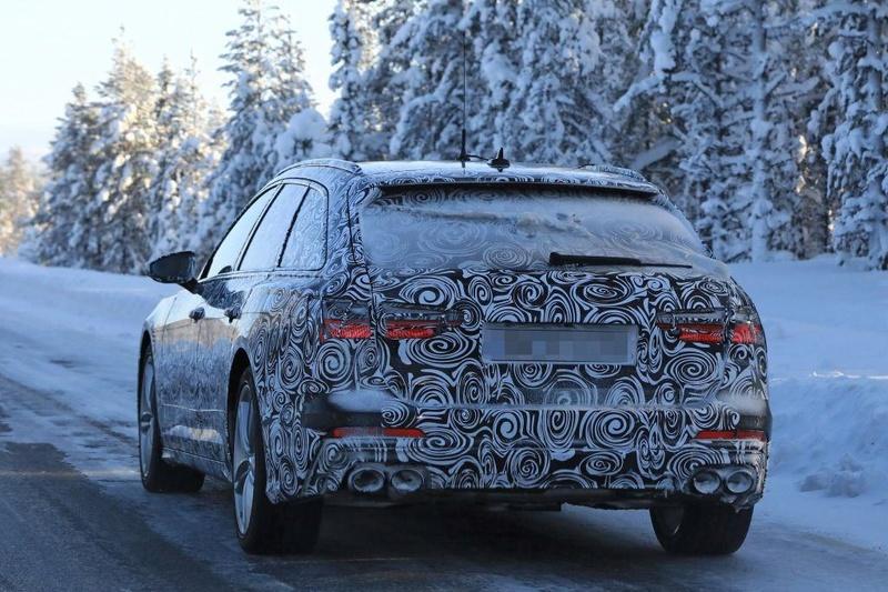 2017 - [Audi] A6 Berline & Avant [C8] - Page 5 5d420b10