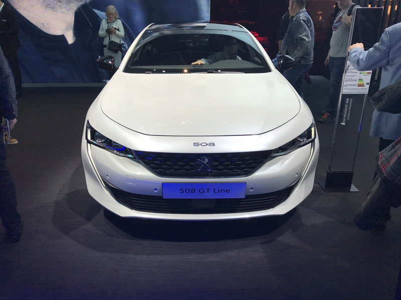 2018 - (Suisse) Salon de l'Automobile de Genève - Page 6 5d551210