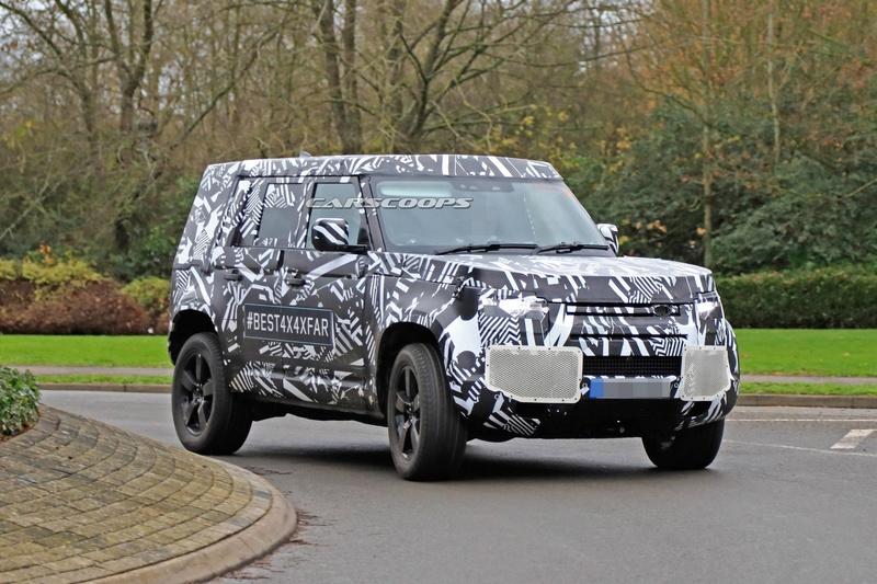 2018 - [Land Rover] Defender [L663] - Page 5 5e459710