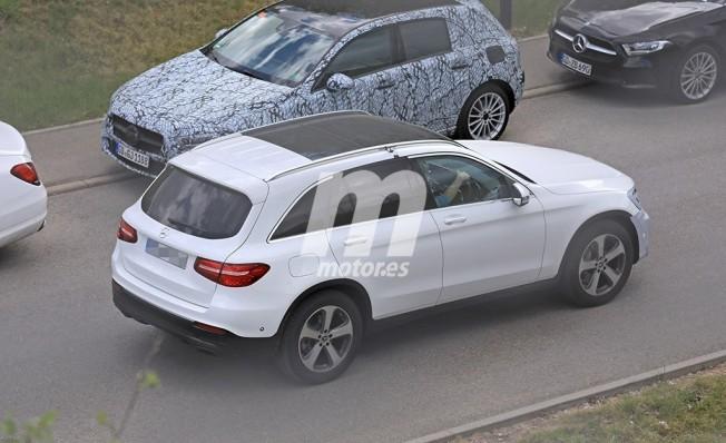 2018 - [Mercedes-Benz] GLC/GLC Coupé restylés 5e75a610
