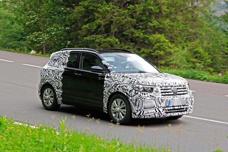 2018 - [Volkswagen] T-Cross - Page 3 5e9d3510