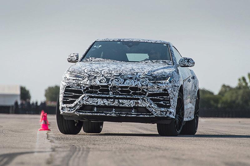 2018 - [Lamborghini] SUV Urus [LB 736] - Page 8 5efc6910