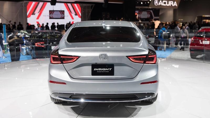 2018 - [Honda] Insight III 5f039410