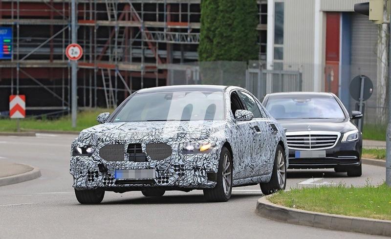 2020 - [Mercedes-Benz] Classe S 5f344410