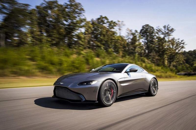 2017 - [Aston Martin] Vantage - Page 2 5f352810