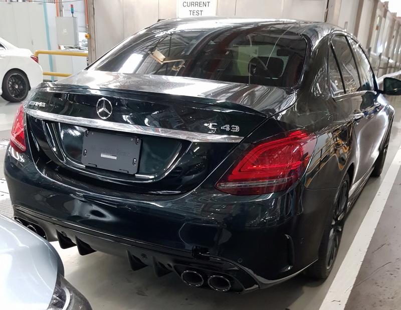 2018 - [Mercedes] Classe C Restylée [W205/S205] - Page 4 5f469710
