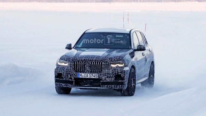 2018 - [BMW] X5 IV [G05] - Page 4 5fe54110