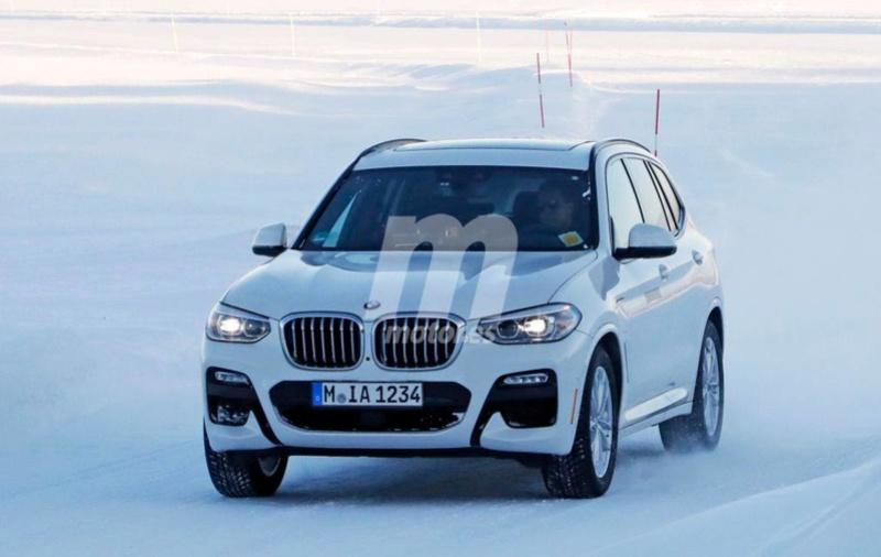 2016 - [BMW] X3 [G01] - Page 10 6014c810