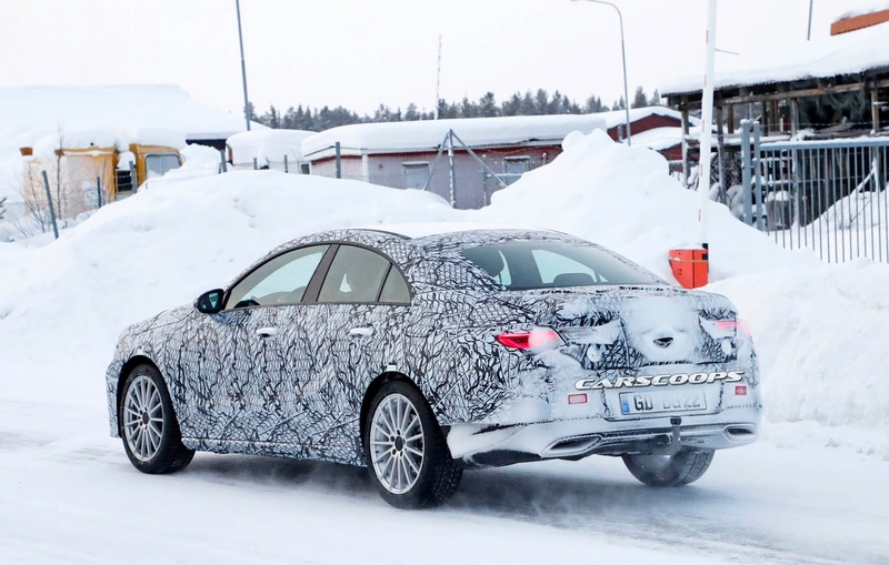 2019 - [Mercedes-Benz] CLA II 60201610