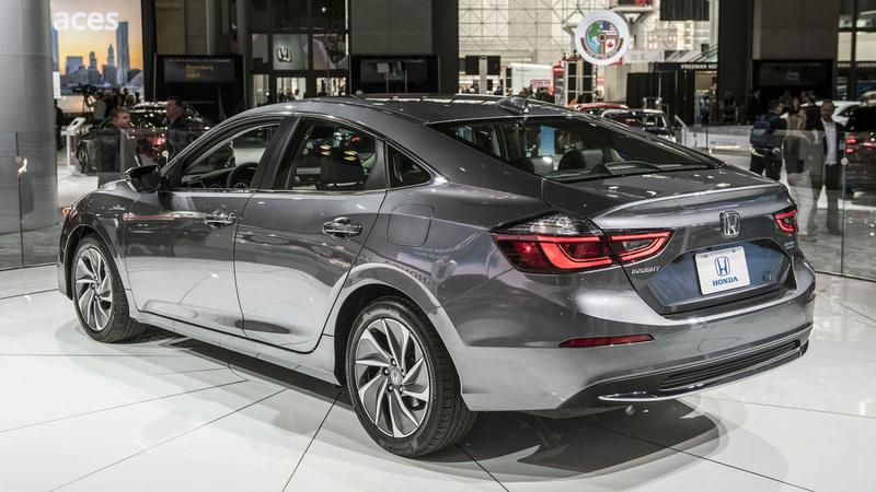2018 - [Honda] Insight III 602e2310