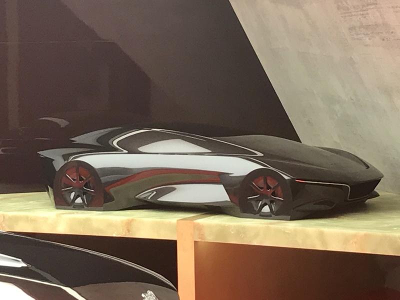 2018 - [Aston Martin] Lagonda Vision Concept  60796510