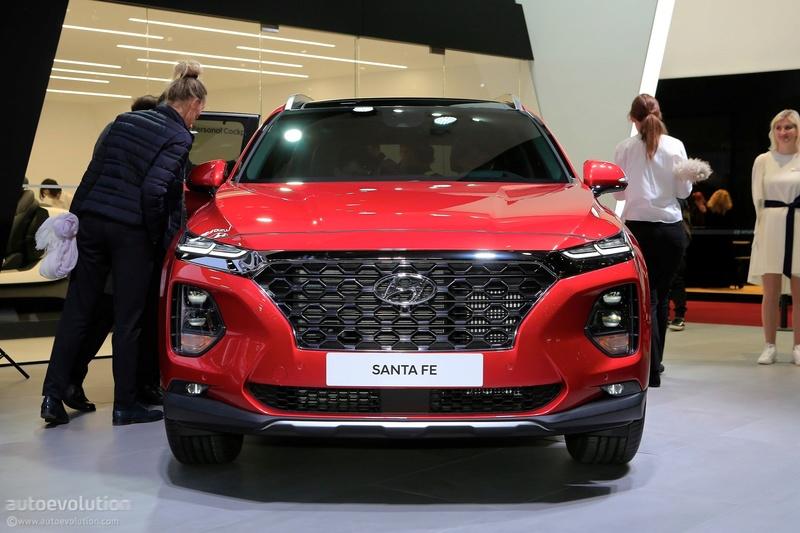 2018 - [Hyundai] Santa Fe IV - Page 3 607f0d10