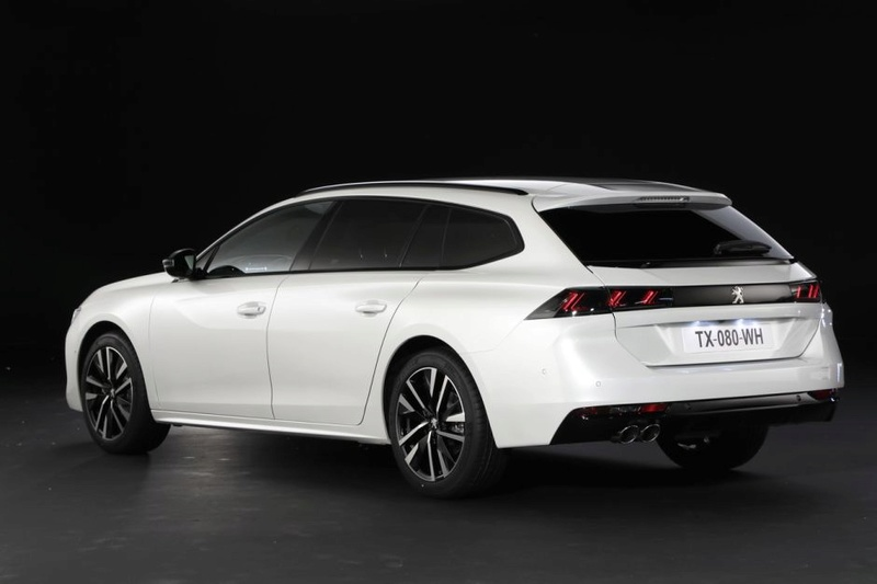 2018 - [Peugeot] 508 II SW - Page 6 60862a10