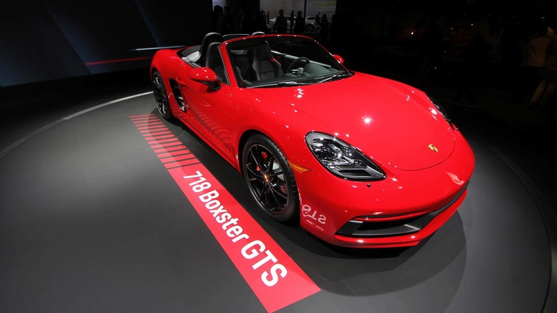 2016 - [Porsche] 718 Boxster & 718 Cayman [982] - Page 6 6087a910