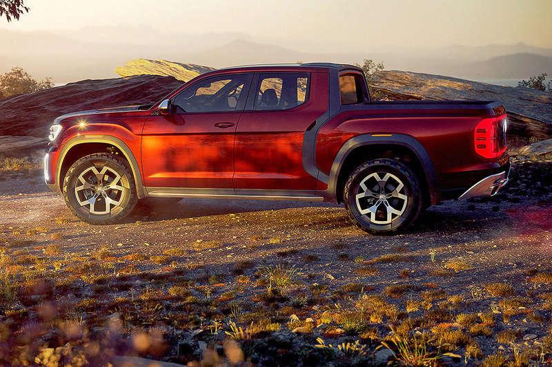 2018 - [Volkswagen] Atlas Tanoak concept 60a0b810