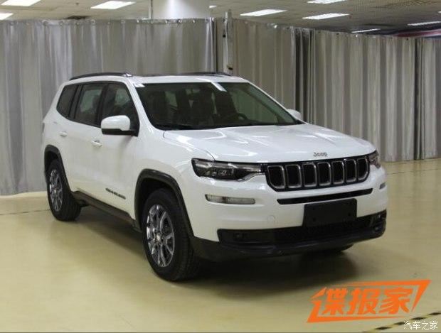 2018 - [Jeep] Grand Commander (K8) 60a25d10