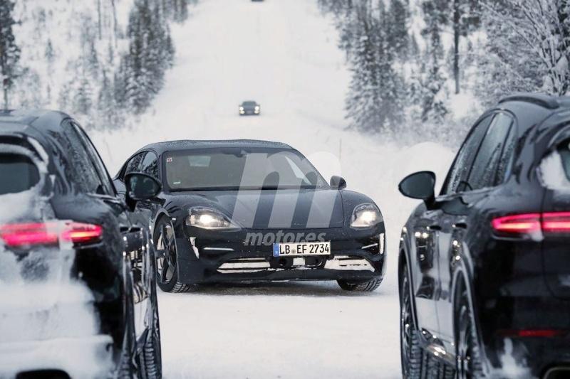 2019 - [Porsche] Taycan [J1] - Page 2 60d3b110