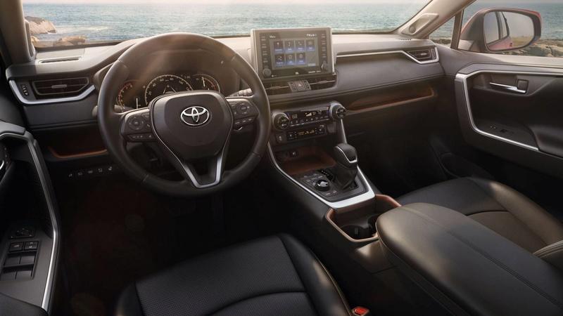 2019 - [Toyota] RAV 4 V - Page 2 60f16610