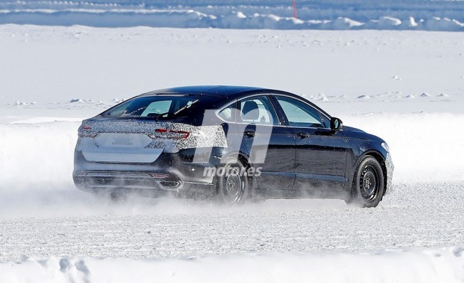 2018 - [Ford] Mondeo/Fusion V 614c4910