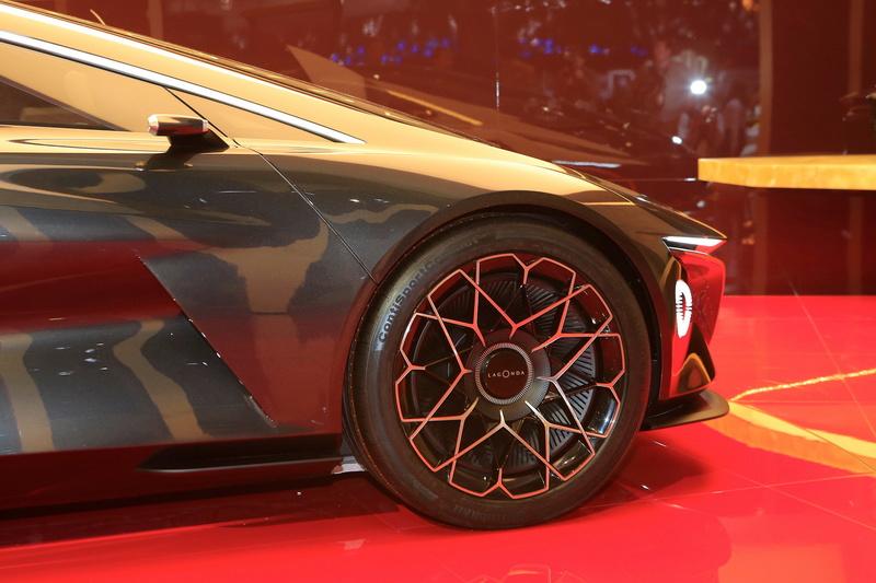 2018 - [Aston Martin] Lagonda Vision Concept  6166ba10