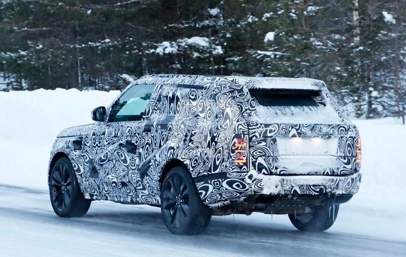 2019 - [Land Rover] Range Rover SV Coupé  61e46510