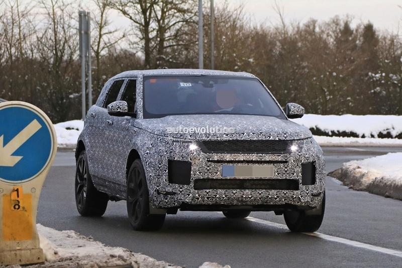 2018 - [Land Rover] Range Rover Evoque II 62c3e810