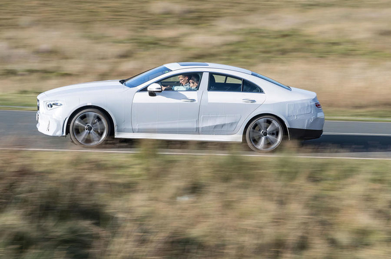 2018 - [Mercedes] CLS III  - Page 3 62f1ea10
