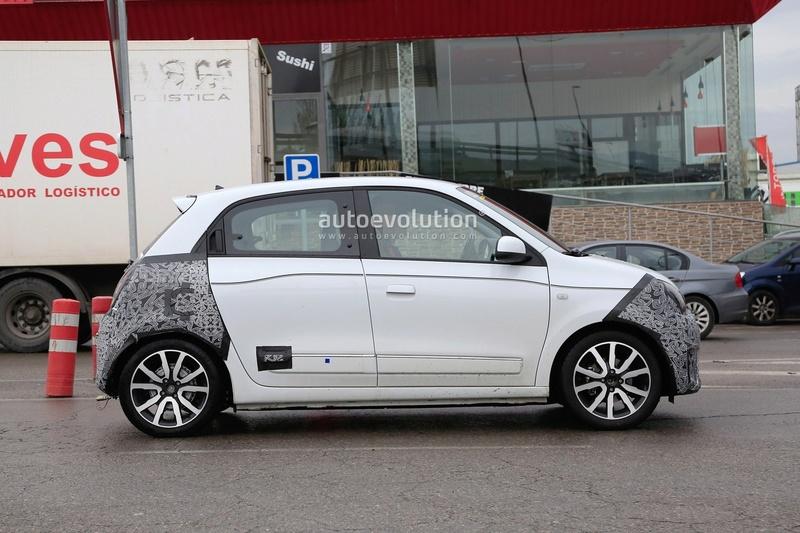2018 - [Renault] Twingo III restylée - Page 2 63a7b810