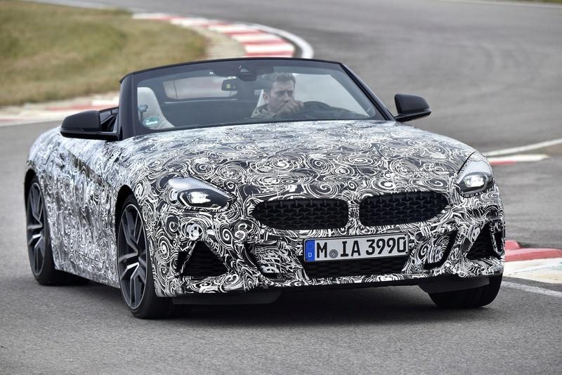 2018 - [BMW] Z4 (G29) - Page 5 63db0c10