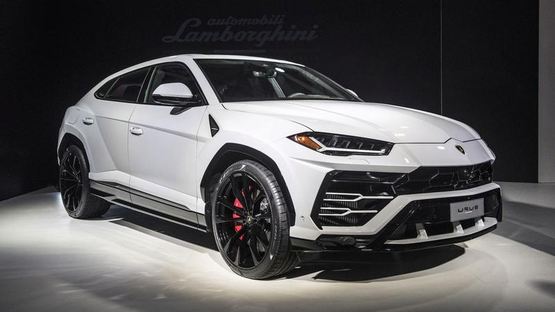 2018 - [Lamborghini] SUV Urus [LB 736] - Page 10 64076110