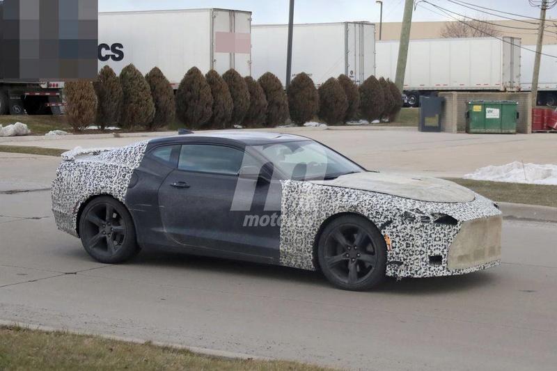 2016 - [Chevrolet] Camaro VI - Page 6 641e0a10