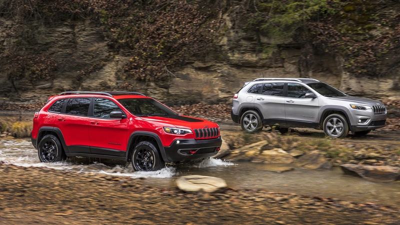 2016 - [Jeep] Cherokee restylé - Page 2 645c0810