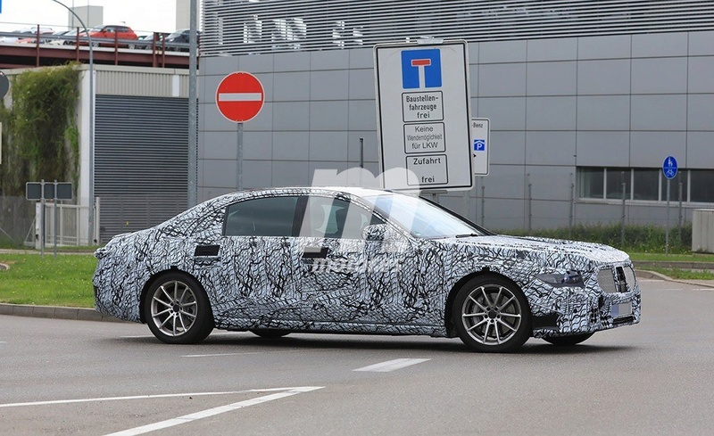 2020 - [Mercedes-Benz] Classe S 648e9710
