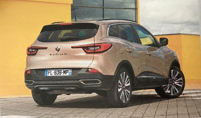 2018 - [Renault] Kadjar restylé  - Page 2 64c5c310