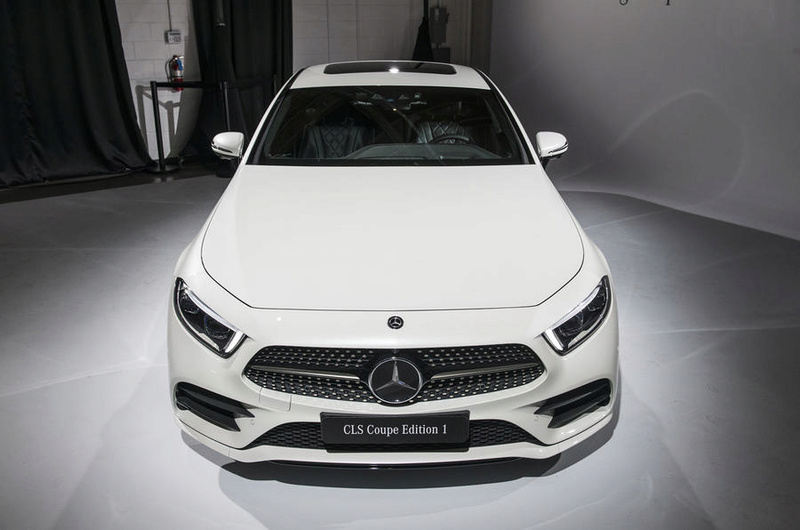 2018 - [Mercedes] CLS III  - Page 5 656bf810