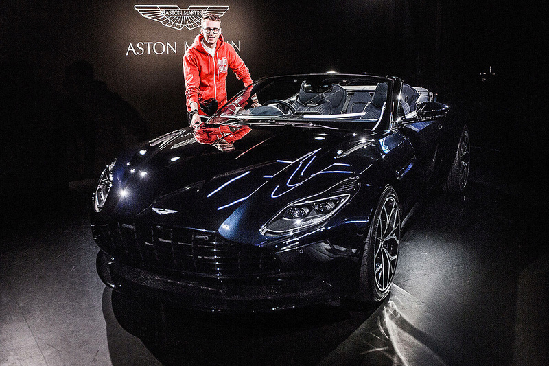 2016 - [Aston Martin] DB11 - Page 10 657cee10