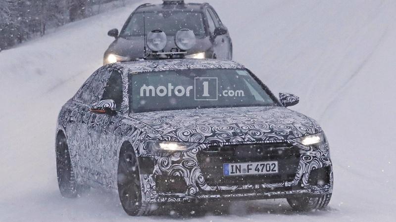 2017 - [Audi] A6 Berline & Avant [C8] - Page 4 662d0e10