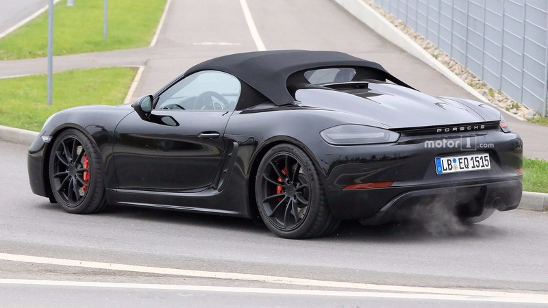 2016 - [Porsche] 718 Boxster & 718 Cayman [982] - Page 6 663f5a10