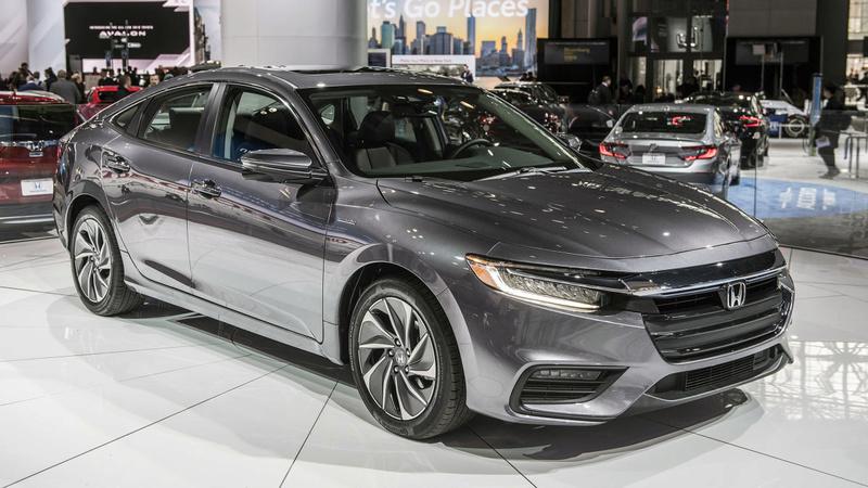 2018 - [Honda] Insight III 663fae10