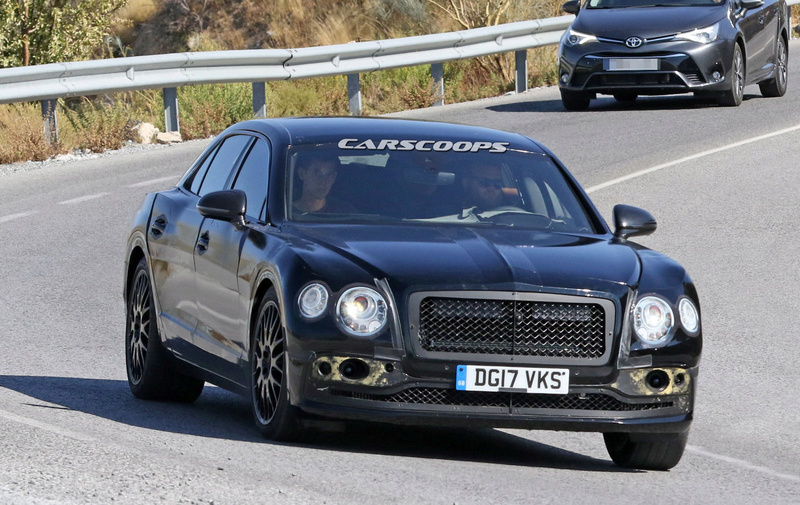 2019 - [Bentley] Flying Spur 666fad10