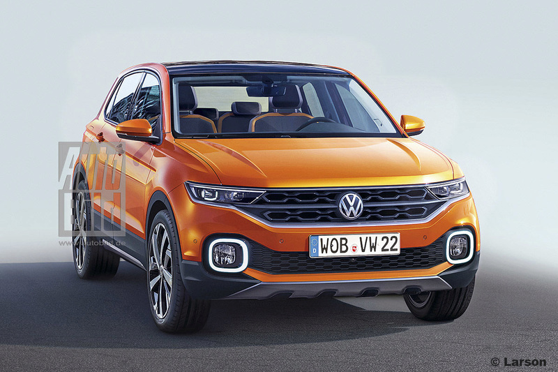 2018 - [Volkswagen] T-Cross - Page 2 66784b10