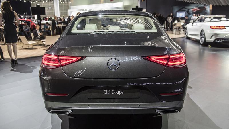 2018 - [Mercedes] CLS III  - Page 6 669e2e10