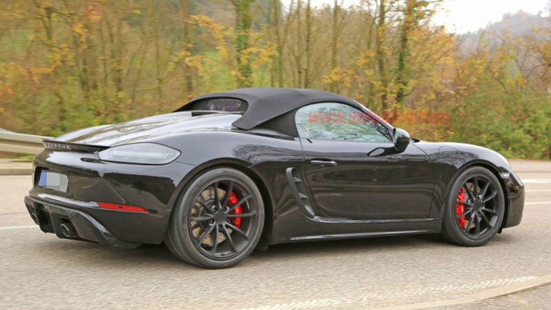 2016 - [Porsche] 718 Boxster & 718 Cayman [982] - Page 6 66f11310