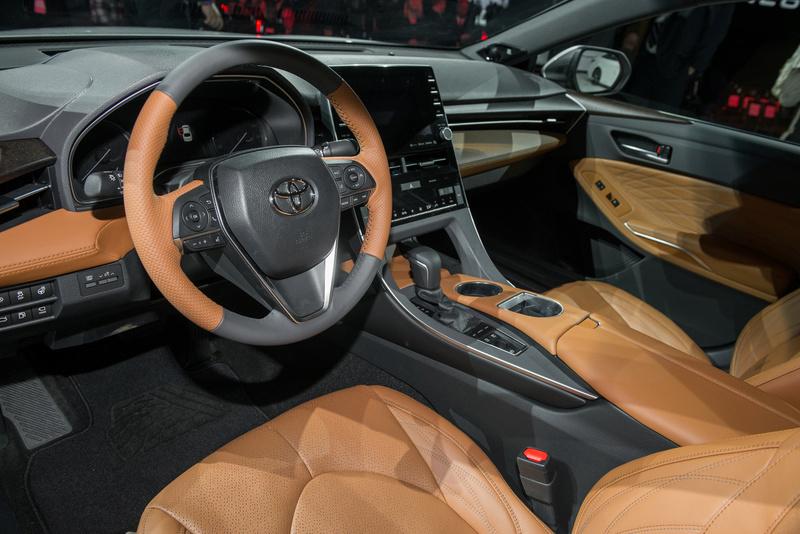 2018 - [Toyota] Avalon 66fc1a10